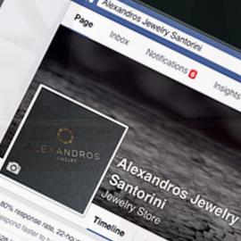 Alexandros Jewelry Store Facebook