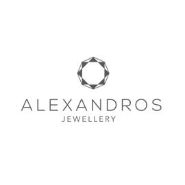 ALEXANDROS JEWELLERY BRANDING