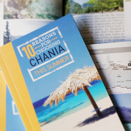 CHANIA POCKET GUIDES