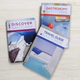 SANTORINI POCKET GUIDES