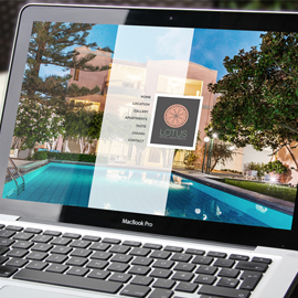 Lotus Hotel Website